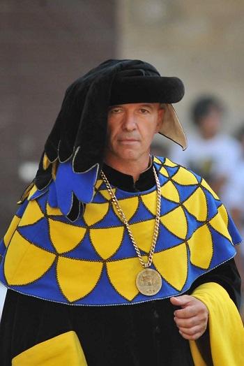 Ezio Gori, nuovo Rettore di Porta Santo Spirito.